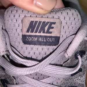 Nike Zoom All Out tennis shoe